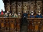 Ib bei den Jesuiten und im Alten Dom