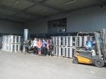 Betriebsbesichtigung der 3BHK bei Borbet Austria