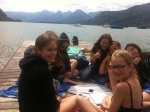2 chillige Tage am Wolfgangsee