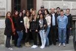 Exkursion der 3A-HAS Klasse am 27. Feb. 2014 ins Gerichtliche Gefangenenhaus Salzburg
