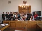 Besuch im Landesgericht Salzburg