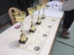 1. Platz bei Futsal Schulcup