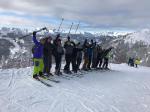 Unser Skitag